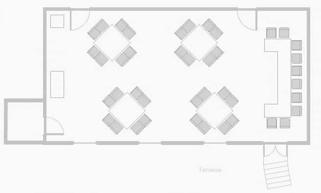 Dorotheensaal – Bankett/Hochzeit