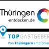TOP Gastgeber von Thüringen