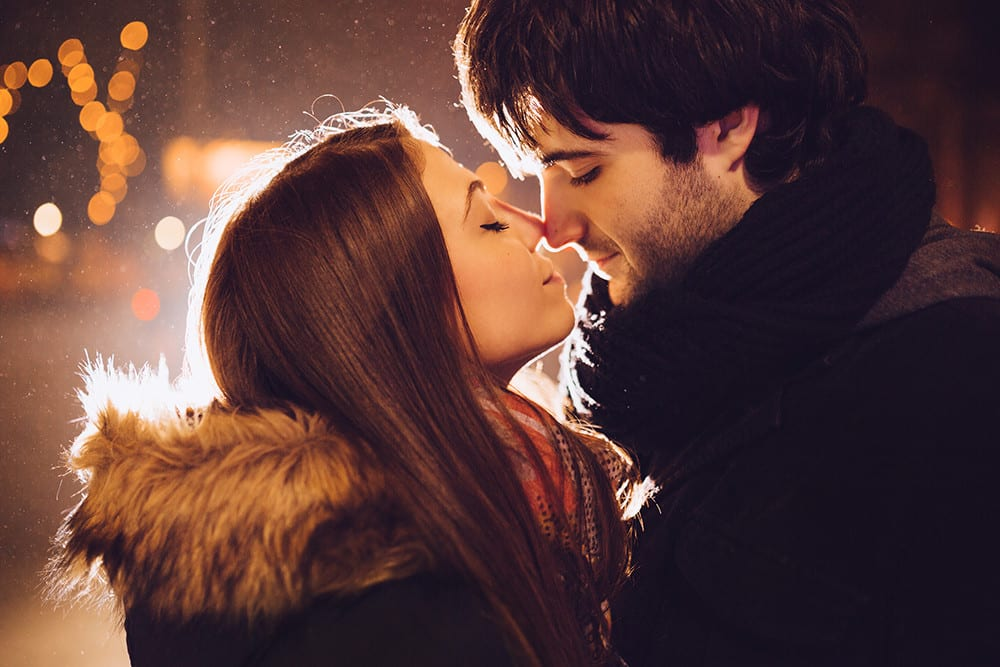 Romantische Momente zu zweit - nicht nur zum Valentinstag