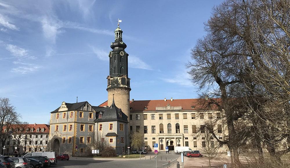 Weimar entdecken - Romantik Hotel Dorotheenhof besuchen