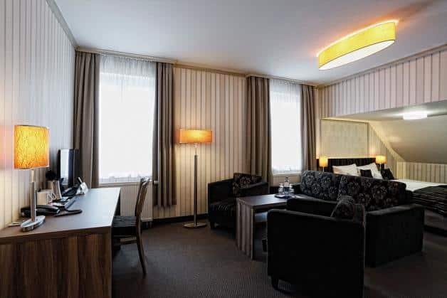 Luxuriöse Suiten im Dorotheenhof