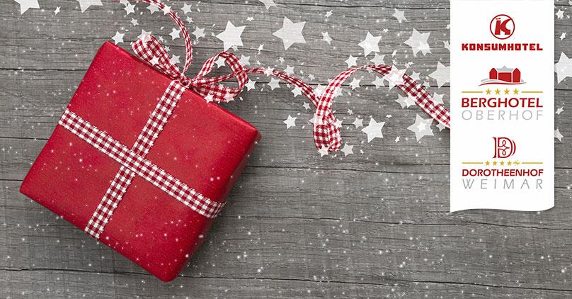 Gutschein für Weihnachten sofort per Mail