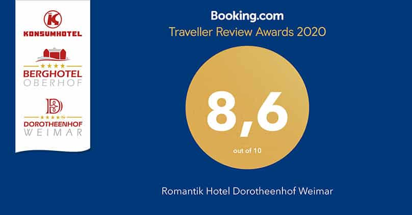 Traveller Review Award gewonnen